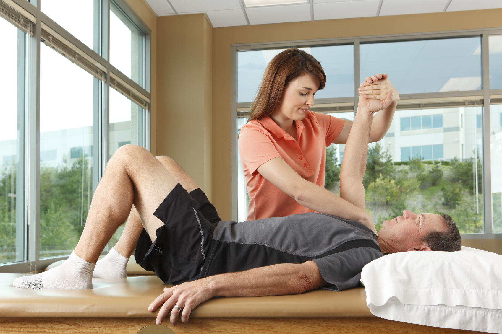 Physical Therapists in Hagerstown, Frederick & Urbana Maryland