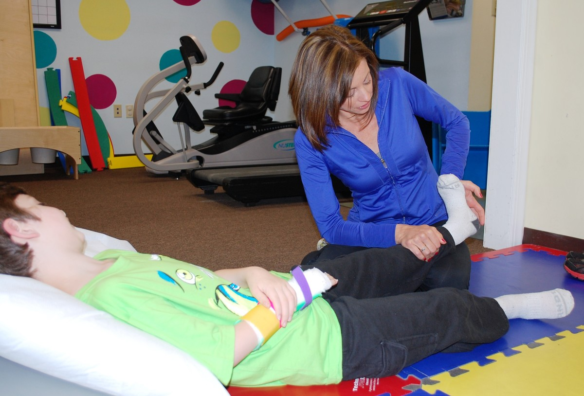 Pediatric Therapy in Frederick Maryland