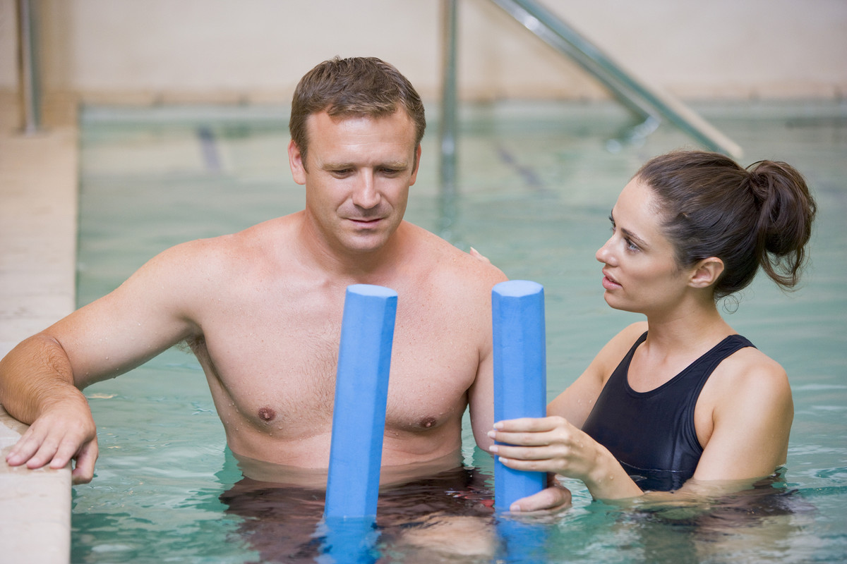 Adult Aquatic Therapy in Frederick MD