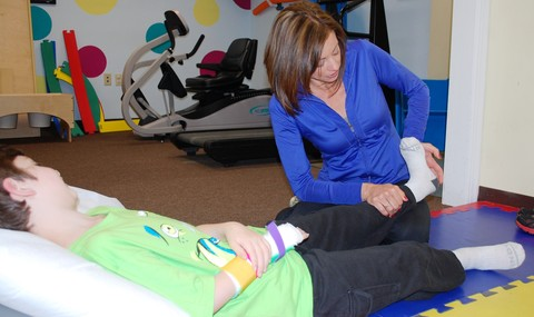 Pediatric Physical Therapy in Frederick Maryland