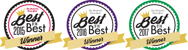 Frederick News-Post Best Physical Therapy Center 2015 and 2016