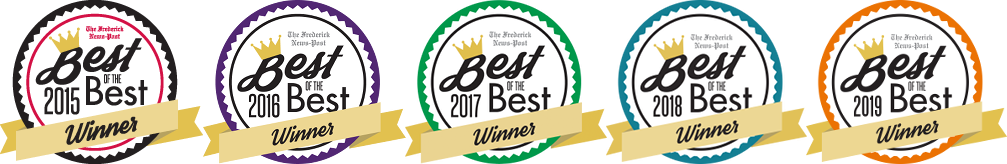 Frederick News-Post Best Physical Therapy Center 2015-2019